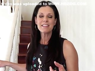 India Summer Tests Out Her Fresh Step-father