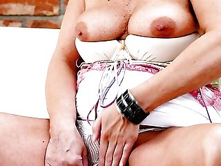 Spoiled Matures Biotch Victoria Hope Is Fond Of Playing With Big Tits