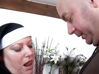 Ultra-kinky Nuns Are About To Have A Real Black Practice, Until Everyone Gets Fully Satiated