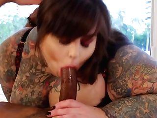 1080p Ssbbw With Fat Bif Backside Slurps Big Black Cock Spun - Veronica Bottoms