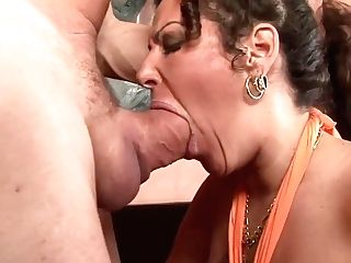 Crazy Superstar Anjelica Lauren In Exotic Matures, Big Tits Lovemaking Scene
