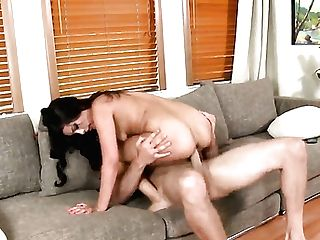Black-haired Chicana Alliyah Sky With Bald Pubic Hair Cant Stop Sucking In Wild Oral Activity With Hot Dude