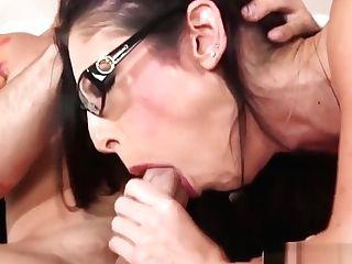 Spex Stepmom Sucking Succulent Schlong