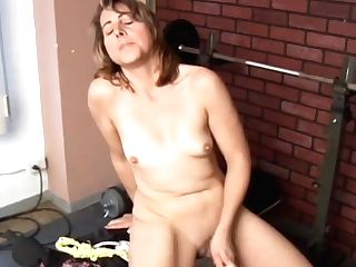 Supah Adorable Mummy Fucks Her Soaking Moist Coochie Just For You