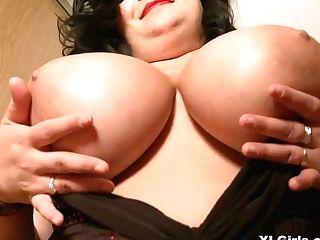 Big, Fat, Appetizing Tits - Raquel Grant - Xlgirls