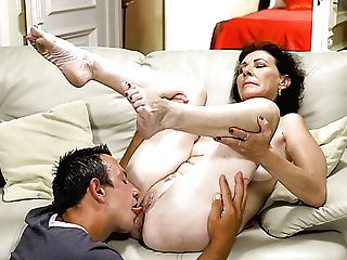 Dirty Minded Matures Whore Fairy Gives A Special Dt To Sexually Aroused Stud