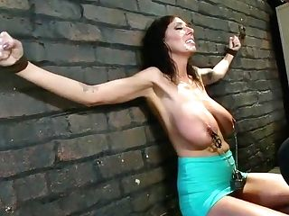 The Mechanic: Phat Natural Tits Mummy Fucked And Predominated!