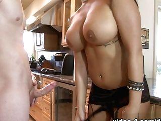 Horny Superstar Mackenzee Pierce In Best Big Tits, Sandy-haired Hump Scene