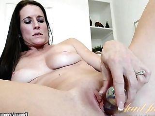 Sofie Marie In Fucktoys Movie - Auntjudys