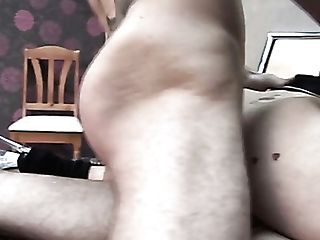 Slender Black-haired Elizabeth Lawrence Is A Wild Whore And She Wants It Rough