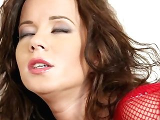 Brown-haired Silvia Saint Is Ready To Spend Hours Fondling Cindy Buck's Fuck Hole Non Stop
