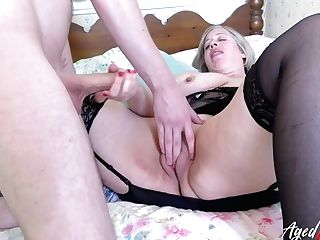 Agedlove Matures Lady Gonzo Fuck With Handy Dude
