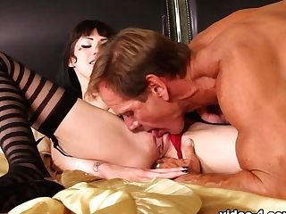 Amazing Superstar Suffocation Noir In Exotic Big Tits, Stockings Adult Scene