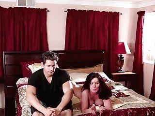 Tyler Nixon Is Ready To Make Breathtakingly Hot Ariella Ferrera's Every Fuck-a-thon Fantasy Come True
