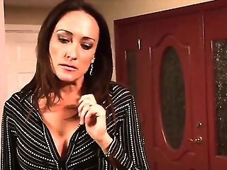 Hot Mummy Michelle Lay Is Under High Risk Of Being Hard Fucked By Nasty Rocco Reed!
