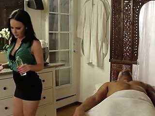Supah Hot Therapist Got Fucked In Her Humid And Taut Vagina