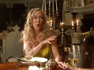 Dinner Date Lezzies - Brandi Love And Jodi West