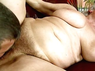 Matures Norma With Yummy Jugs And Hot Blooded Fellow Have Oral Fucky-fucky On Camera For You To Observe And Love