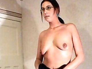 Emma Butt In The Early Days Masturbating To Two Orgasms