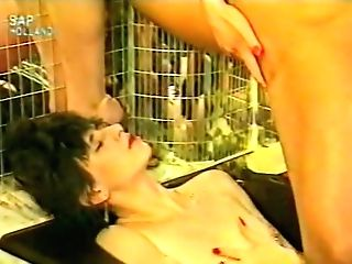 Classical Bald Headed Chick Makes Her Gf Gobble Vulva