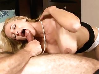 Holly And Her Big Backside Were Seduced By A Sexy Dude