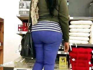 Fat Booty Ethiopian Cougar.