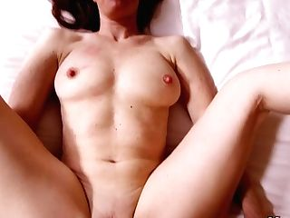 Amelia 45 Years Natural Cougar Point Of View Intercourse