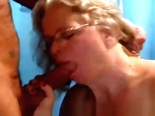 Grand-ma Is A Dicksucking Cockslut