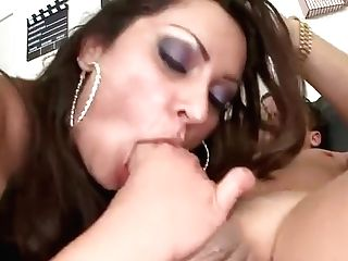 Sultry Euro Cougar In Corset Gets Her Meaty Analed - Nikita - Old School