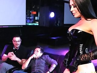 Private Dance Of Hot Honey Rachel Starr Completes Up With Crazy Fuckfest