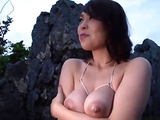 Reiko Nakamori Asian Honey Likes Solo Exposure