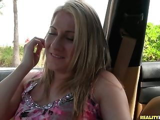Hailey Benz Is Another Insatiable Chick That Loves Flashing Her