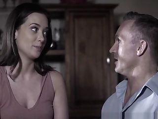 Sweet Honey Gia Has A Thing For Her Stepdads Matures Boner